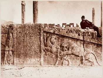 Fascination with Persepolis