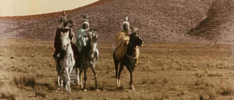 Premières images du Maghreb