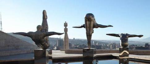 International Contemporary Art Exhibition: Armenia 2018