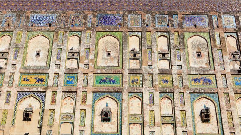 Pakistan's Lahore Fort