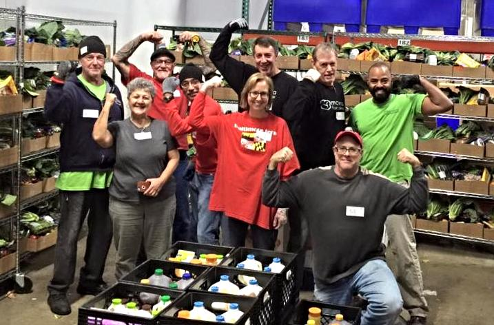 distro volunteers 2015