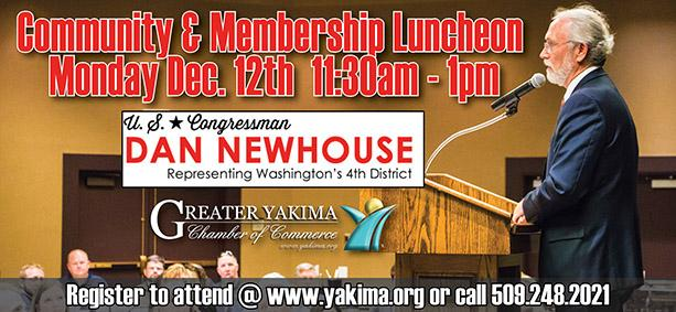 Greater Yakima Chamber  Member News, Events, HOT DEALS