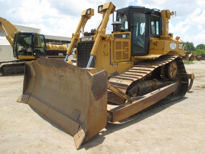 Caterpillar D6T XW Bulldozer for Sale (B&R Equipment)
