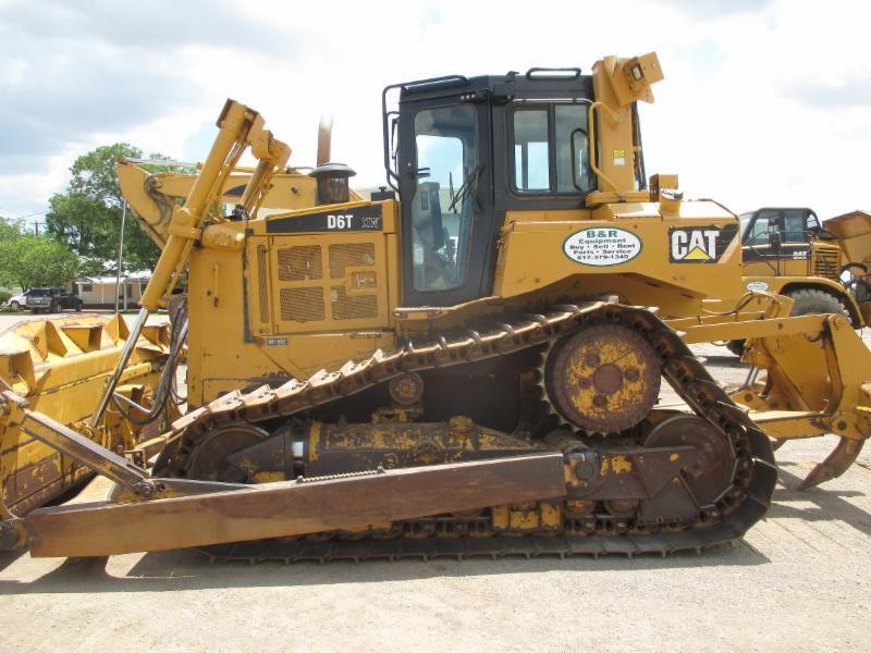 Caterpillar D6T XW Bulldozer for Sale (B&R Equipment)