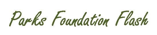 Parks Foundation Flash Logo