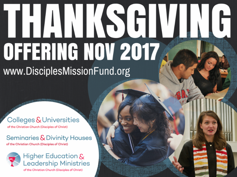 Thanksgiving Offering 2017