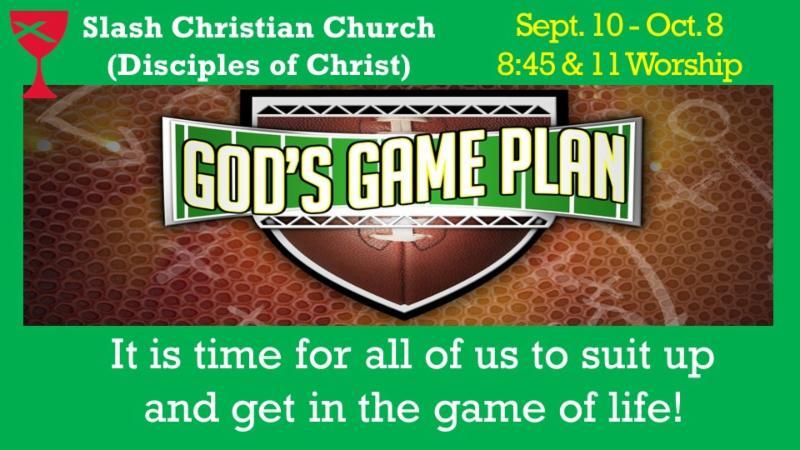 God's Game Plan Series