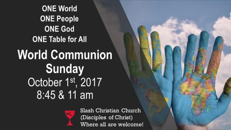 2017 World Communion