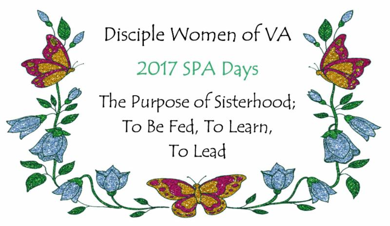 Disciple Women 2017
