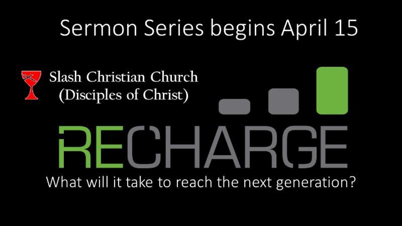 2018 Sermon Series