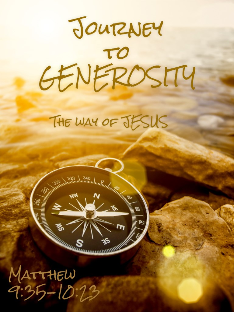 Journey to Generosity