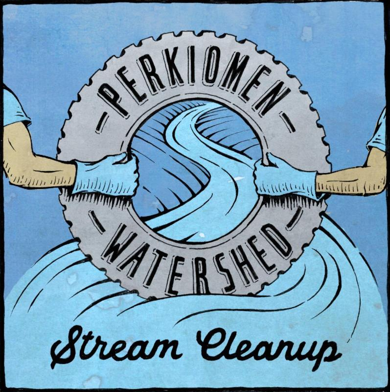 stream clean-up logo