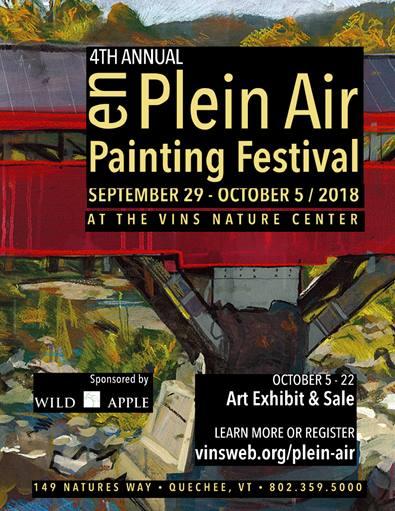 VINS Plein Air 2018