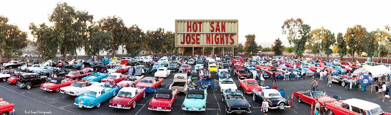 Hot San Jose Nights