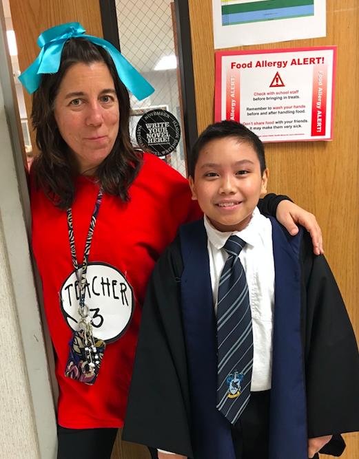 Crestwood Teacher & HPotter