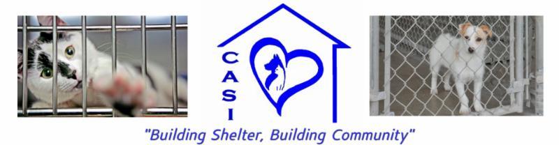 CASI - Carson Animal Services Initiative