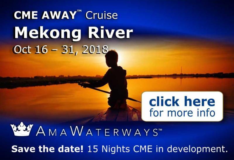 CME AWAY Cruise - Mekong River Oct 16-31_ 2018
