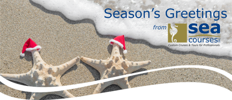 Season_s Greetings from Sea Courses your CME Away experts