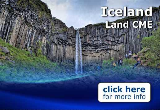 CME Away Land Tour - Iceland