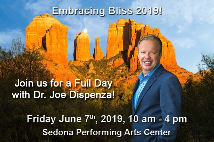 Dr  Joe Dispenza in Sedona, AZ  June 2019