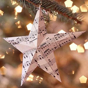 Christmas music star
