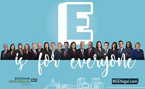 Collage of Evansville attorneys