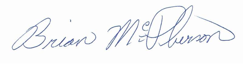 McPherson Signature