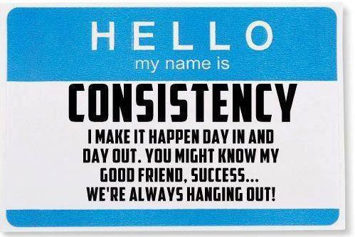 Hello_  My name is CONSISTENCY_