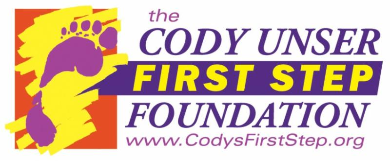 CODY UNSER FIRST STEP FOUNDATION