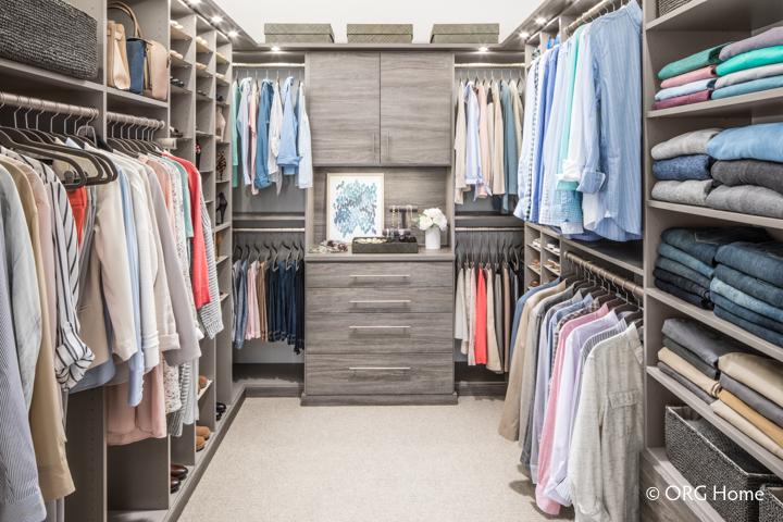 ORG Home Custom Closet