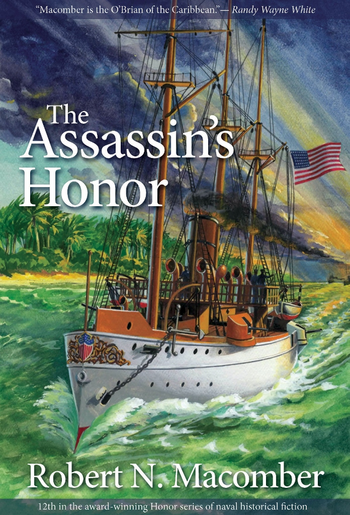 The Assassin's Honor book cover, 12th novel in the Honor Series