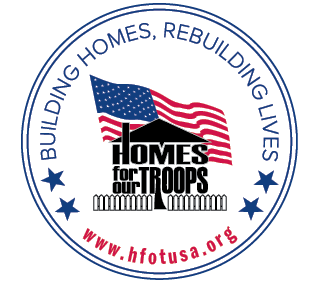 Charity-Homes For Our Troops