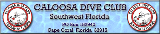 Caloosa Dive Club of SW FL
