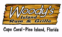 Macomber's annual Pine Island Reader Rendezvous at Woody's Waterside Pub in St. James City, FL on Pine Island