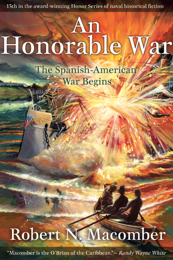 #13 novel, An Honorable War