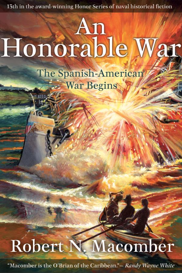 #13 novel, An Honorable War