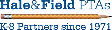 Hale and Field PTA Joint Logo