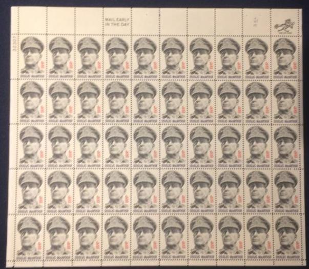 MacArthur Stamps