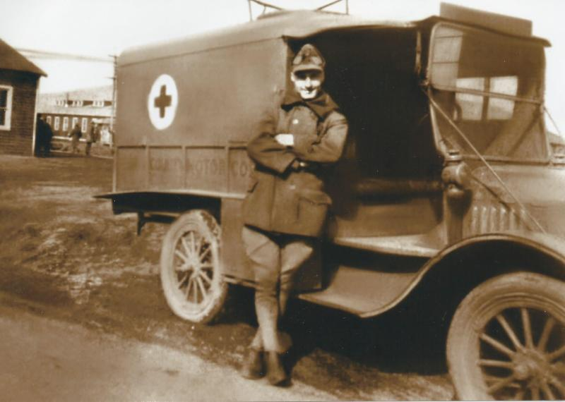 Fred P. Richter WWI