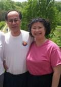 Frank Chan & Eva Lew