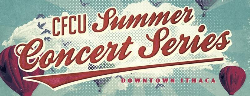 CFCU Summer Concert Series