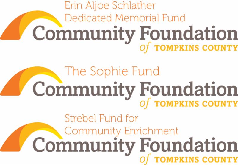 Memorial fund logos
