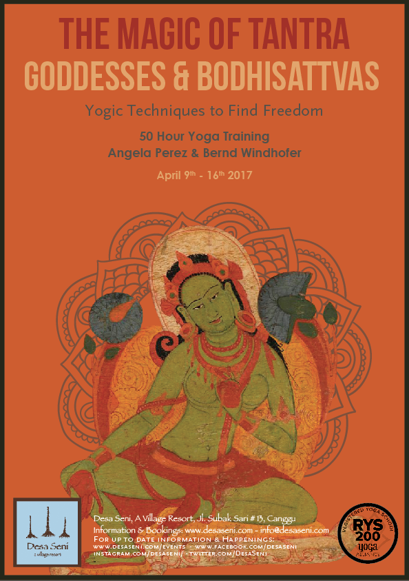 The Magic of Tantra - Goddesses & Bodhisattvas
