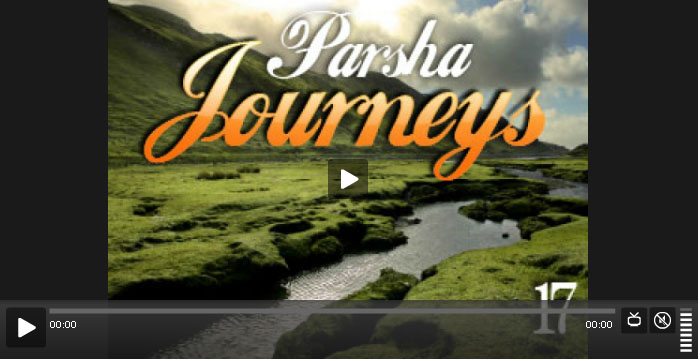 parsha journeys