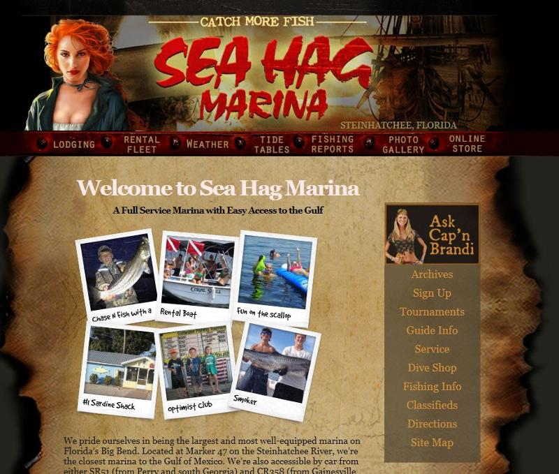 The New seahag.com
