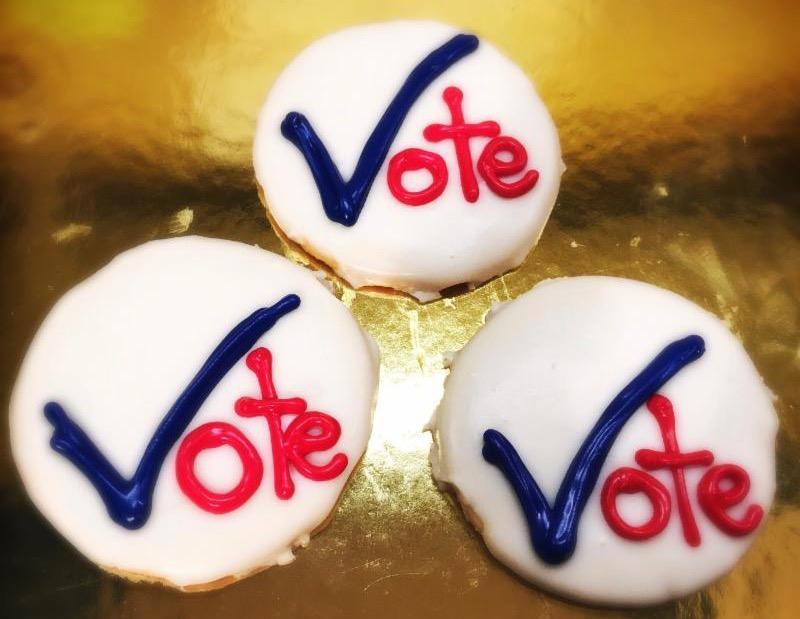 MODEL BAKERY VOTE