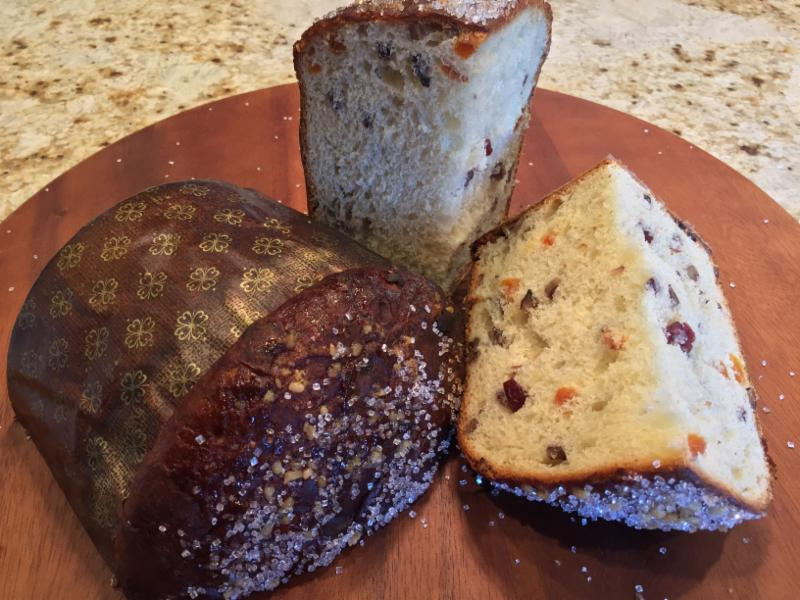 Model Bakery breads