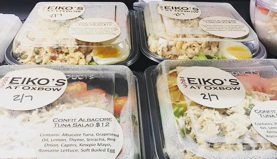 Eiko's tuna salad
