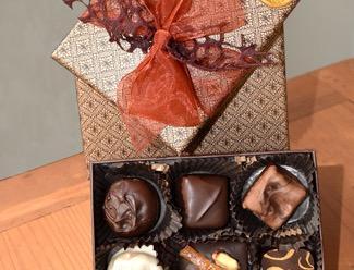 Anette's cooper box gift
