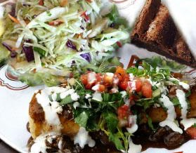 May enchilada special